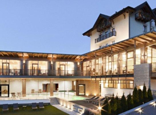 Corona Dolomites Hotel in legno Andalo
