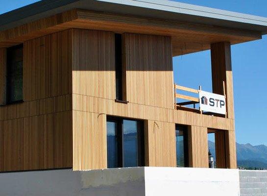 Casa Terres in legno STP