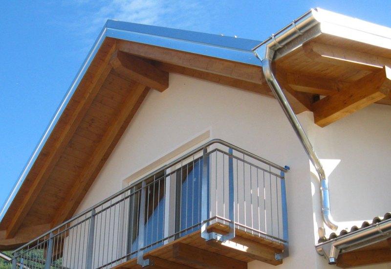 Casa Levico in legno STP