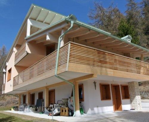 Casa in legno a Folgaria